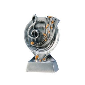 Statuetki i trofea